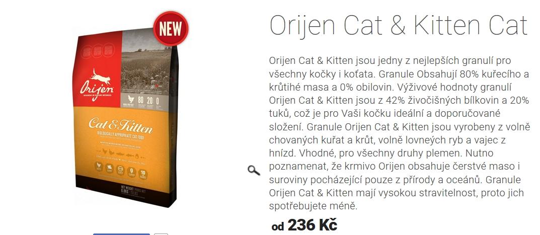 4 tipy, jak vybrat ty nejlepší granule pro kočku | www.katedrala.cz